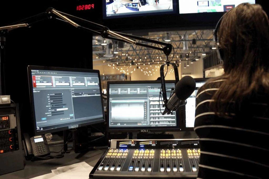 Broadcast Your FM/DAB/AM Radio Online