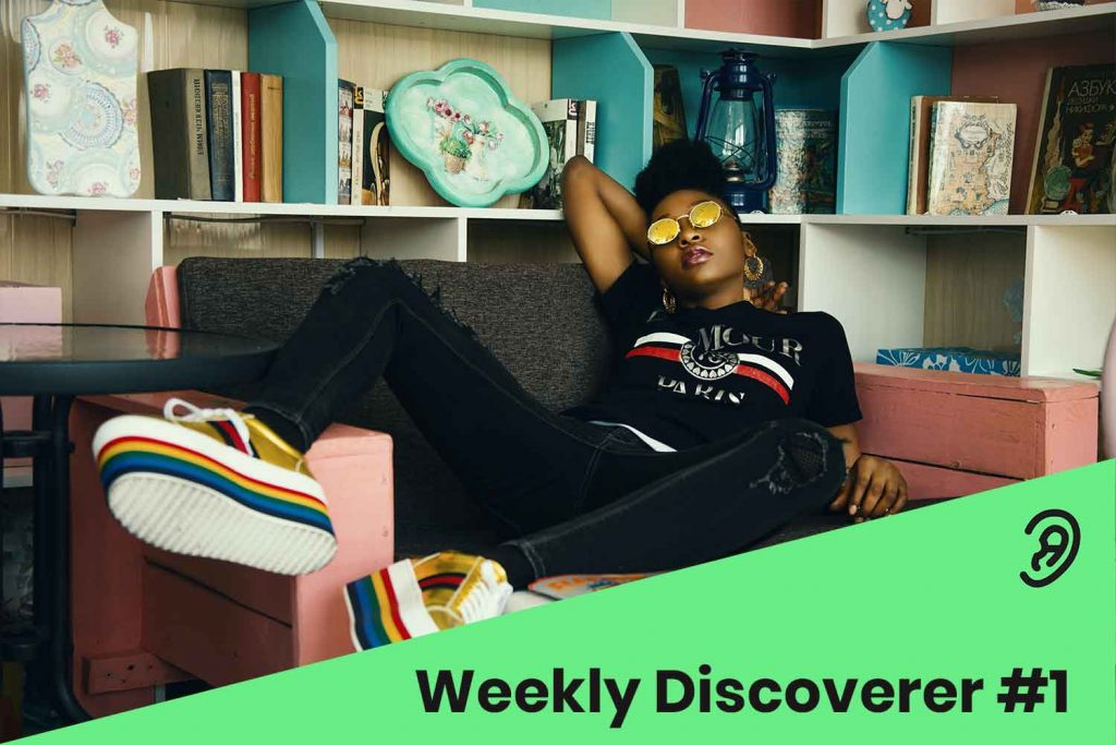 Weekly Discoverer #1