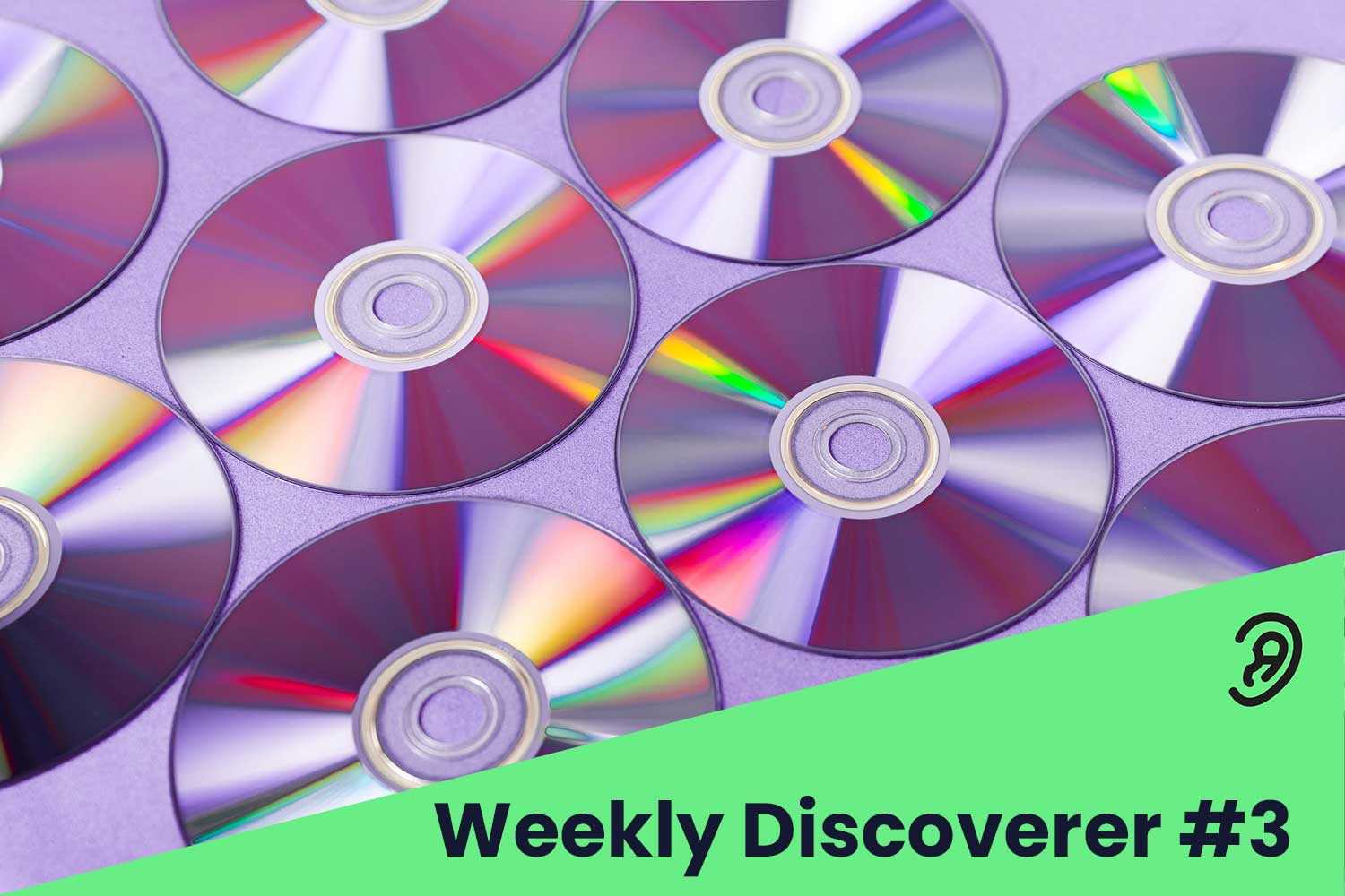 Weekly Discoverer 3
